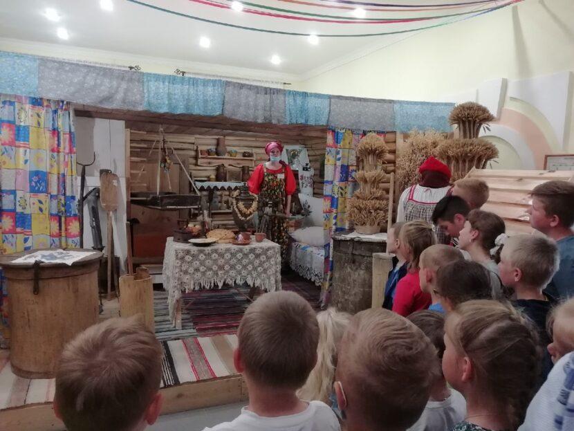 Экскурсию в историко-краеведческий музей